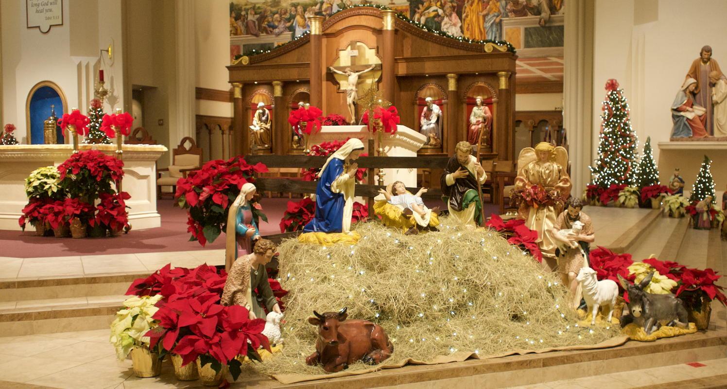 Midnight Mass at Saint William
