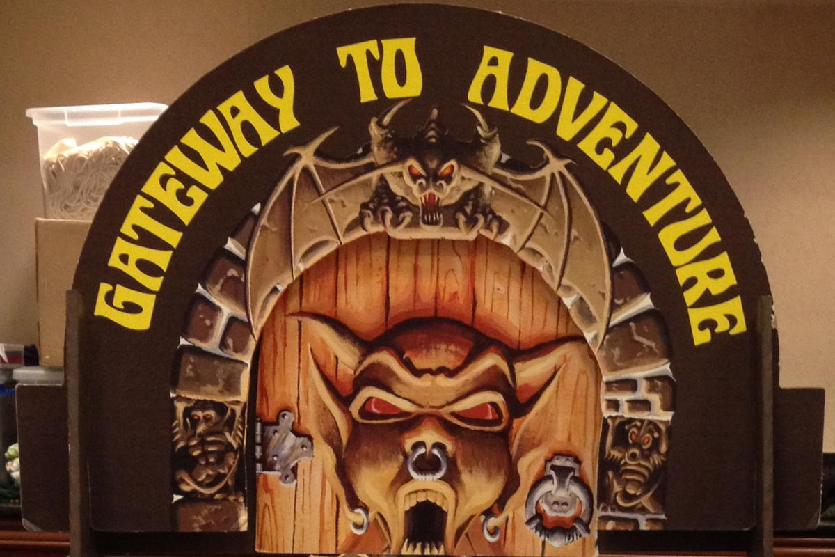Gateway to Adventure!