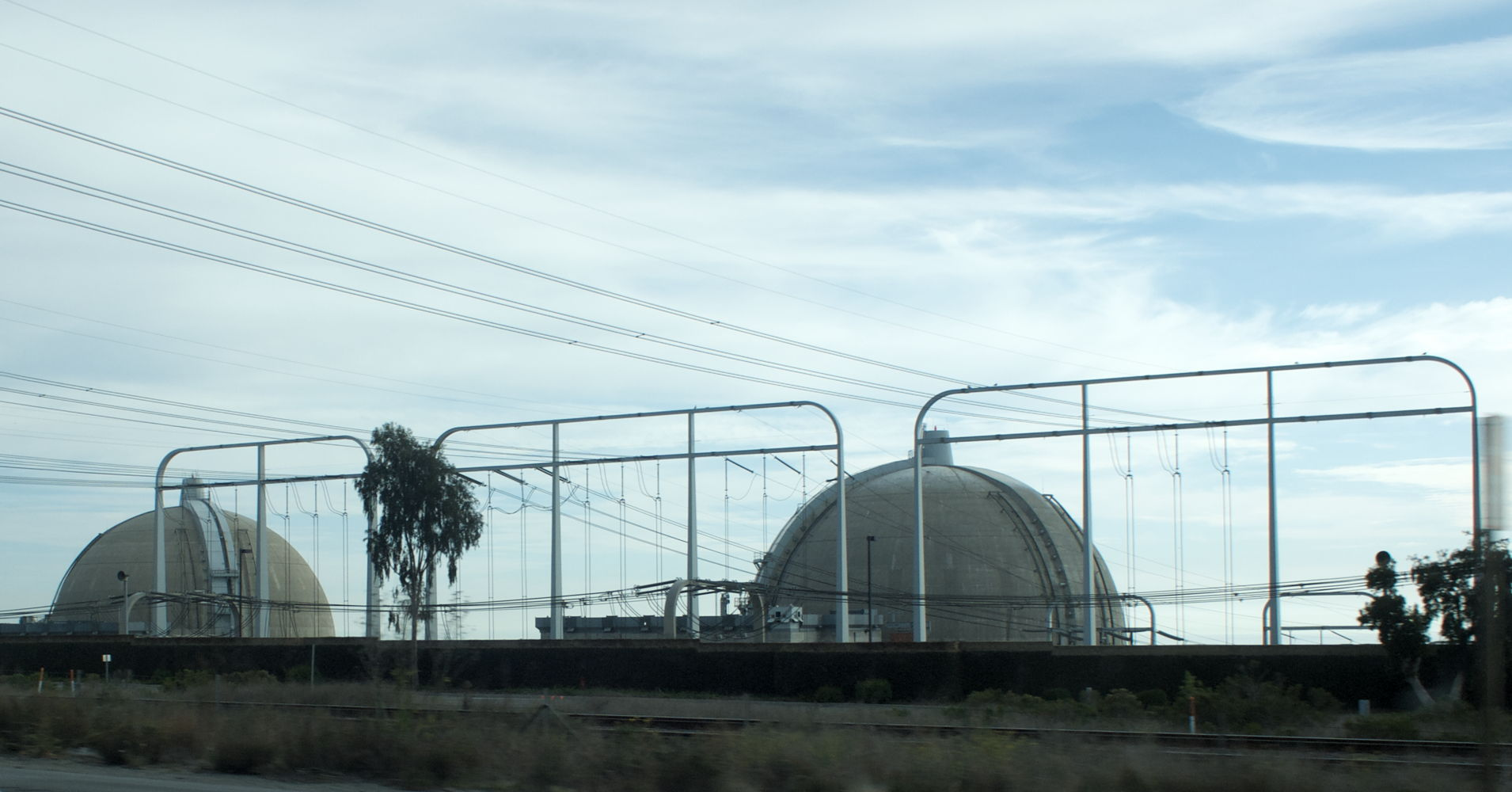 San Onofre Nuclear Nipples