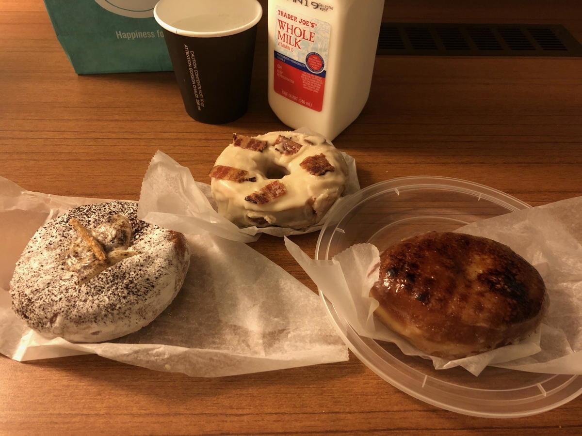 District Doughnut donuts