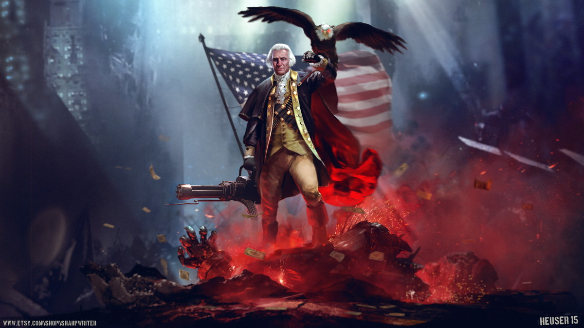 George Washington goes to war
