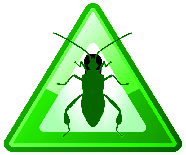 Bug Alert (Green)
