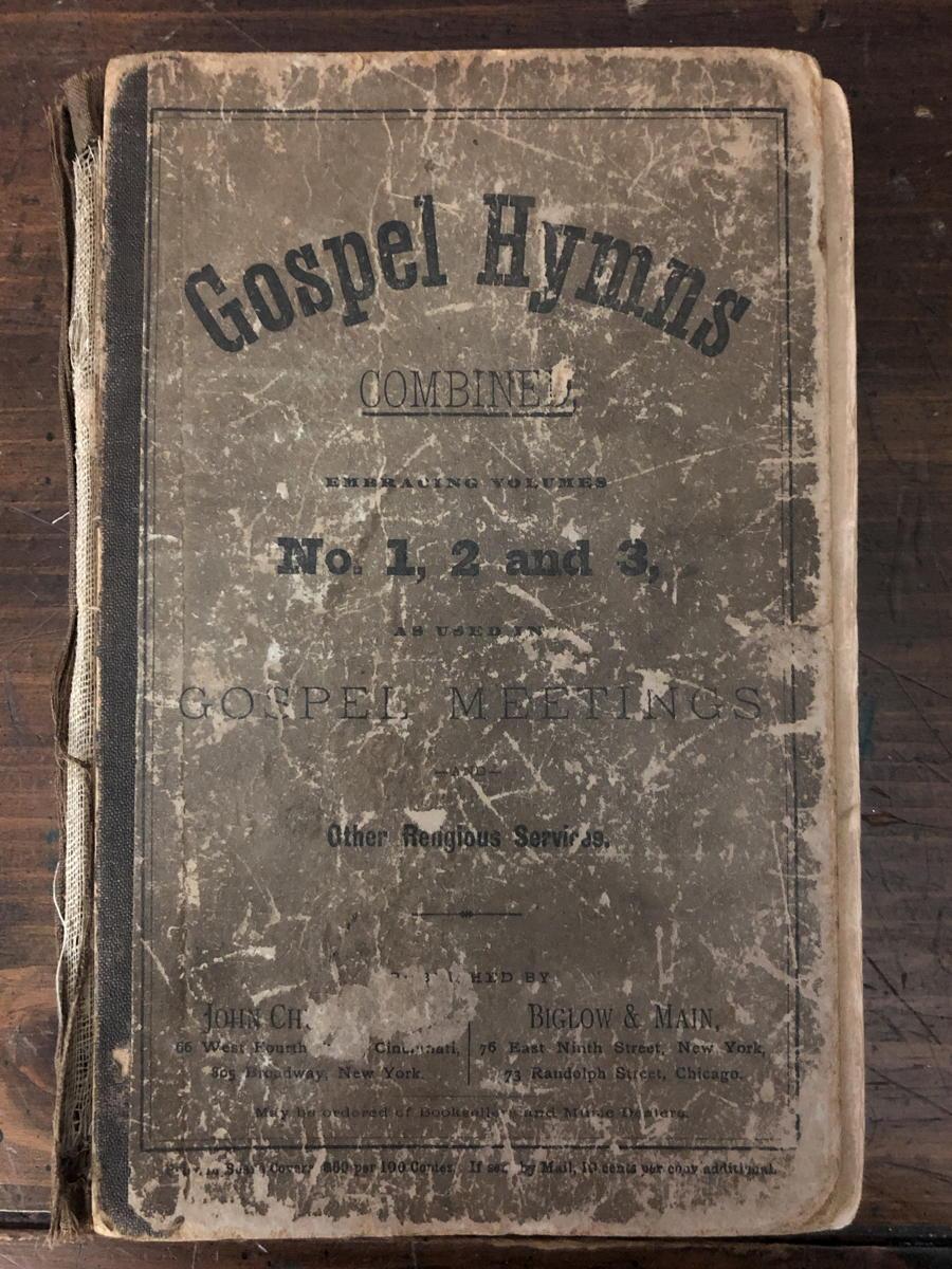 Gospel Hymns Combined