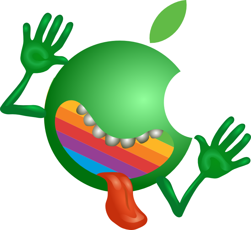 Alien Apple