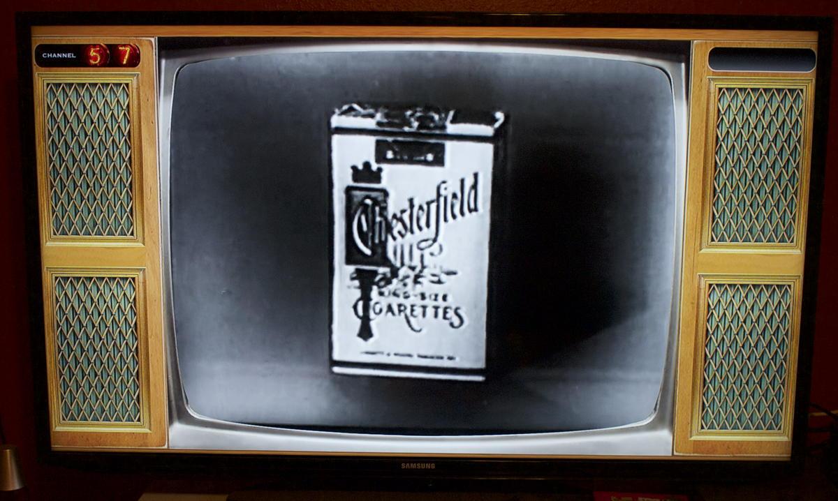 TVTimeWarp Chesterfields