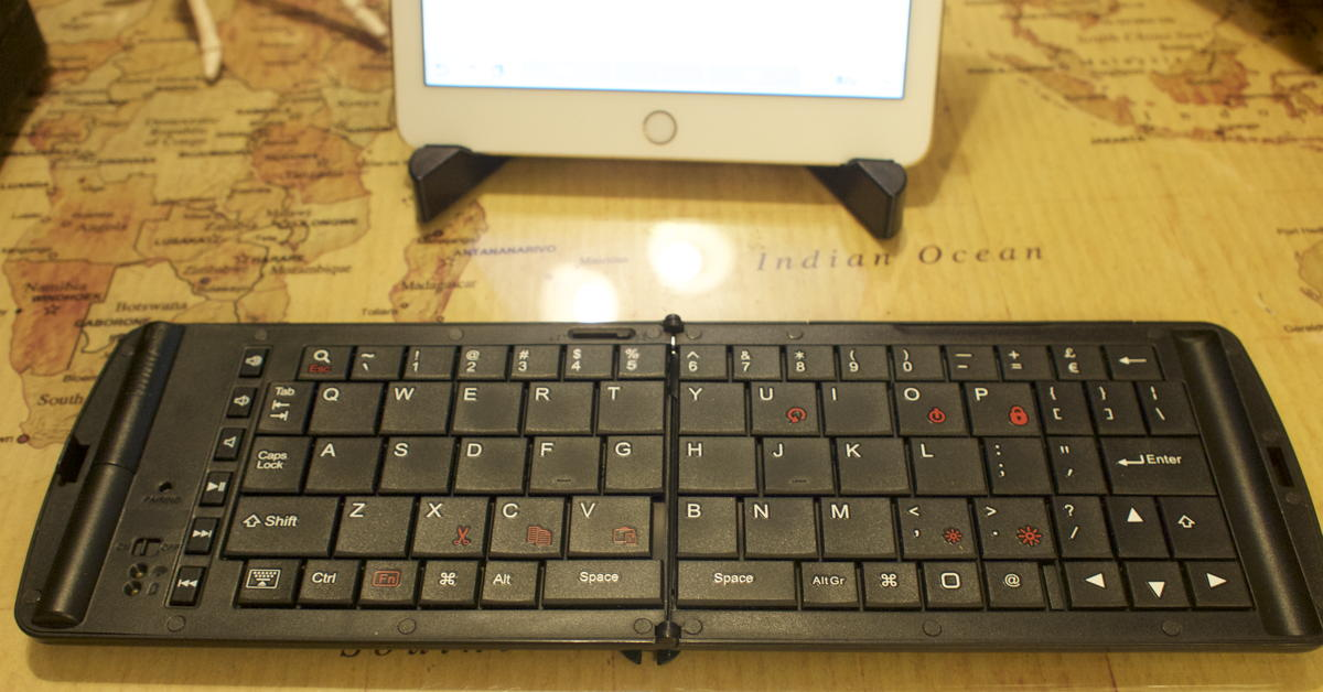 Verbatim Bluetooth Folding Keyboard
