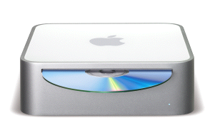 Mac Mini with Disc