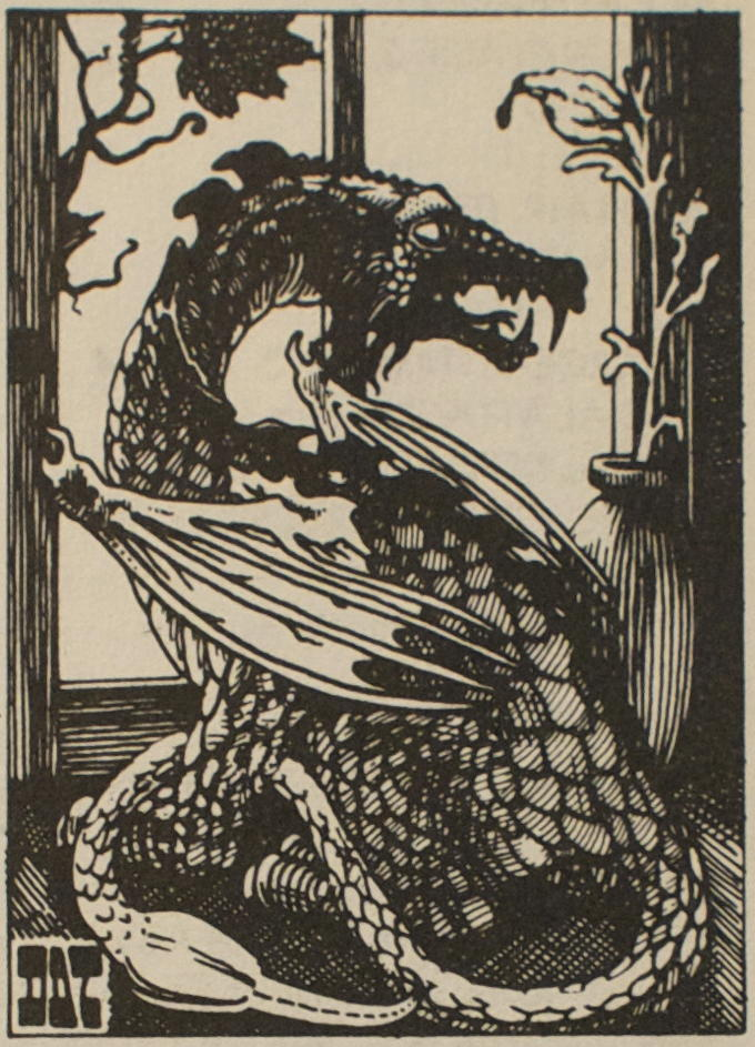 Pseudo-dragon