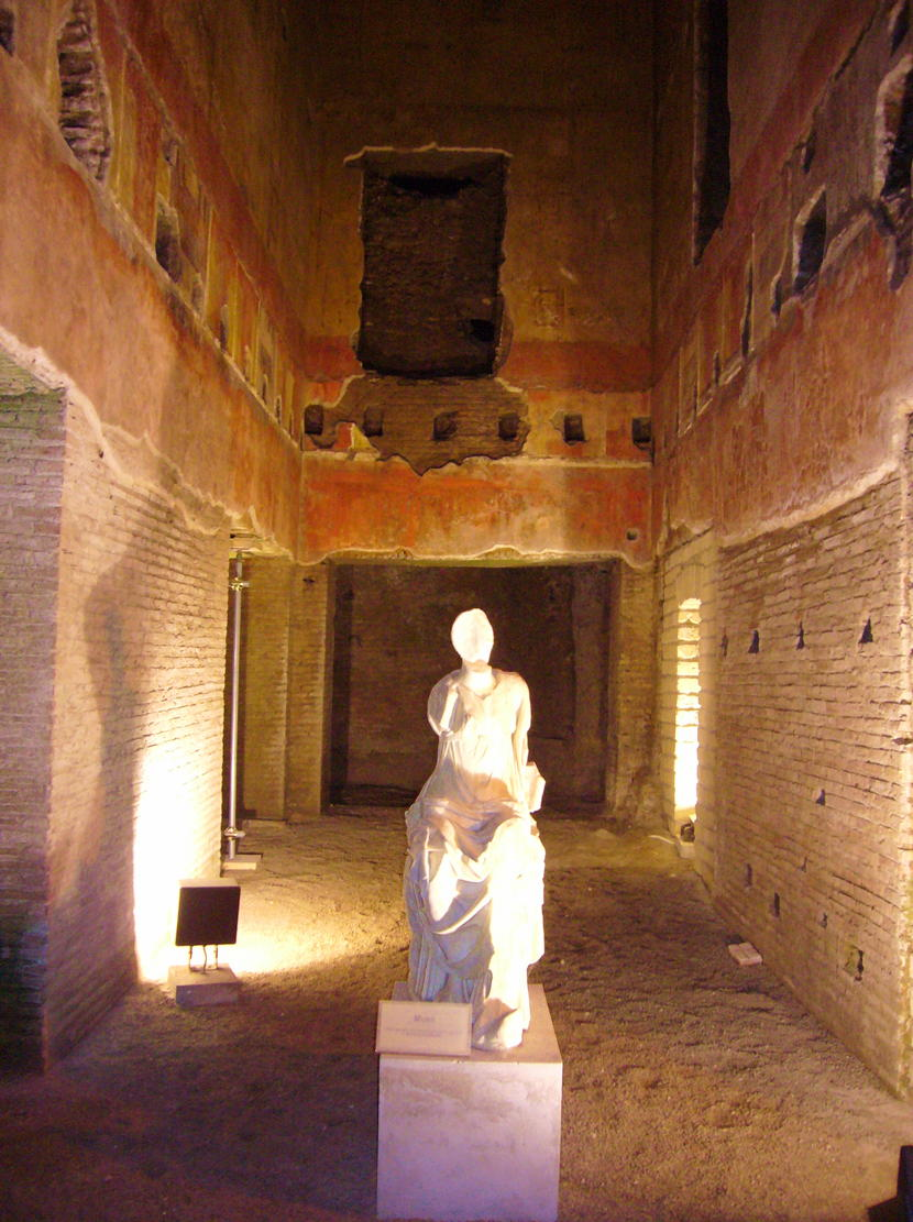 Muse in the Domus Aurea