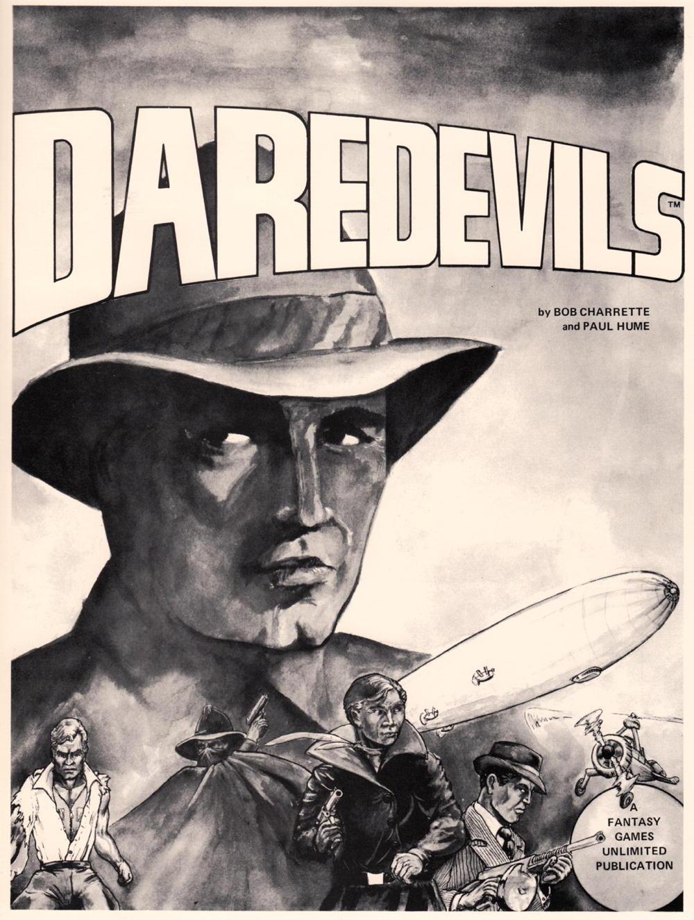 Daredevils cover