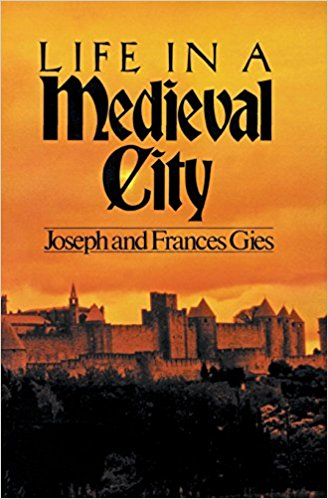 Life in a Medieval City cover