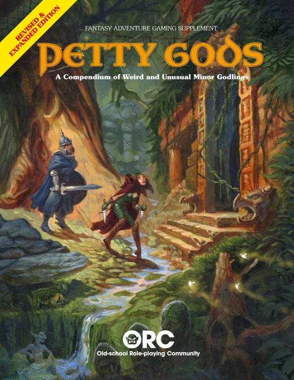 Petty Gods Revised & Expanded