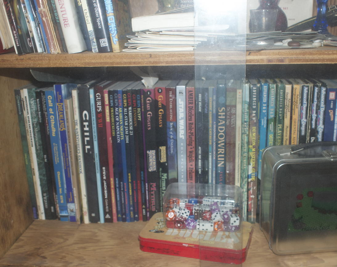 Games under glass
