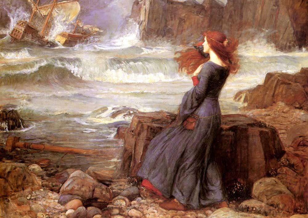 Miranda—The Tempest