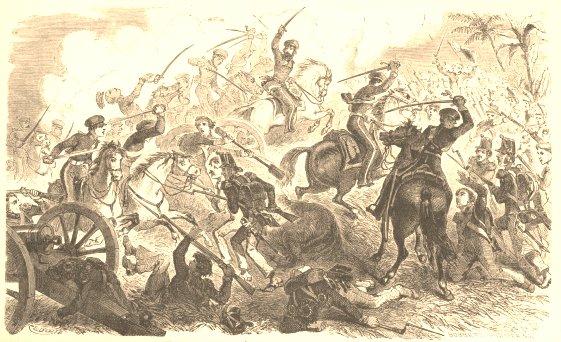 Battle of Resaca de la Palma