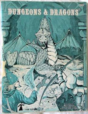 D&D Blue Book cover