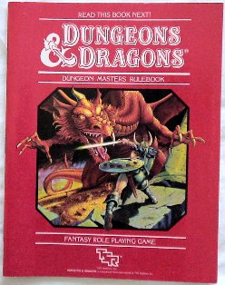 Basic D&D Red cover