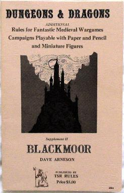 Blackmoor cover
