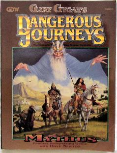 Dangerous Journeys cover
