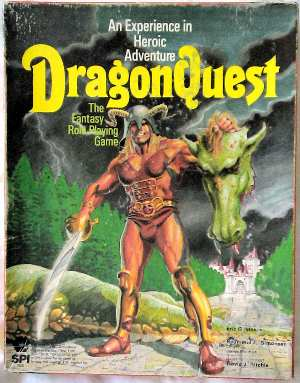 DragonQuest cover