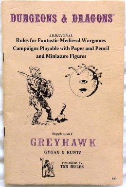 Greyhawk covers