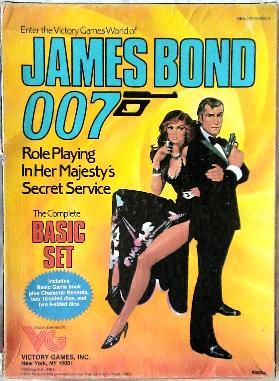 James Bond 007 cover