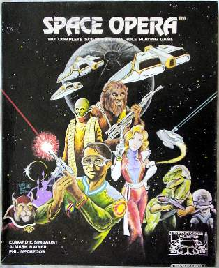 Space Opera cover