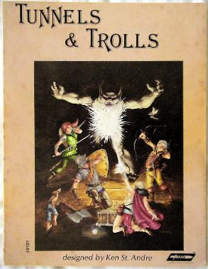 Tunnels & Trolls cover