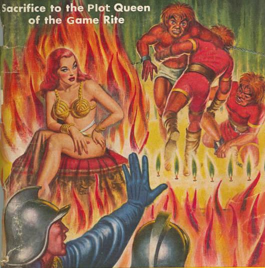 Sacrifice to the Plot Queen