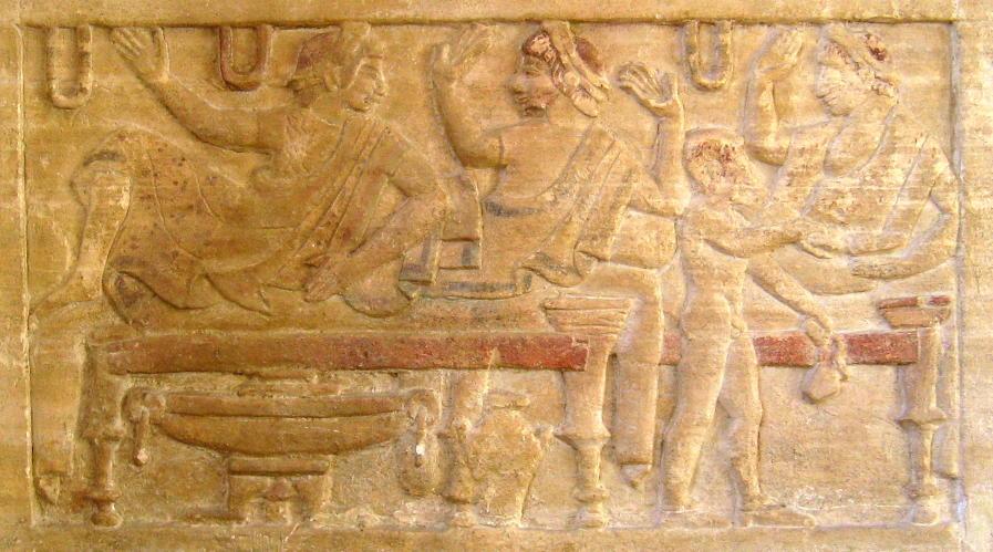 Etruscan symposium