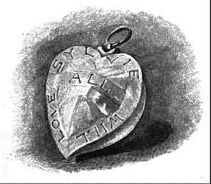The crimson locket
