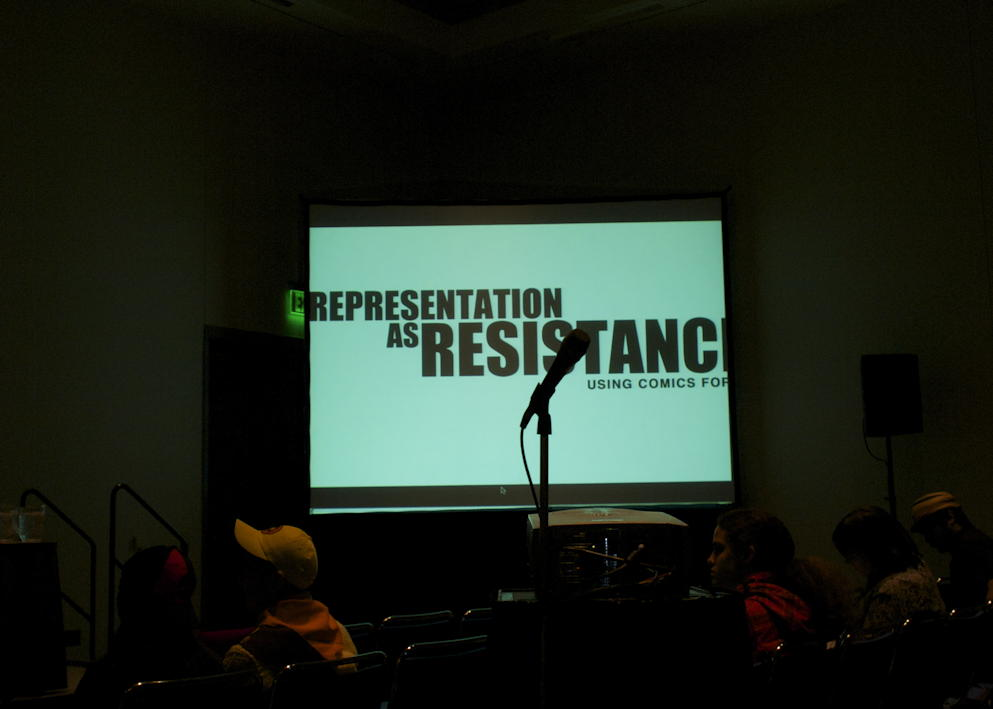 Representation as Resistance
