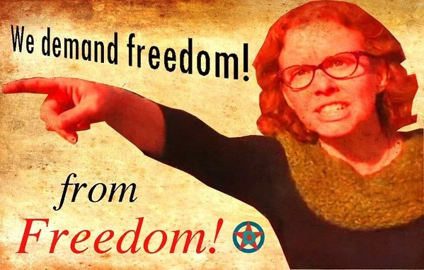 Melissa Click: Demand Freedom from Freedom