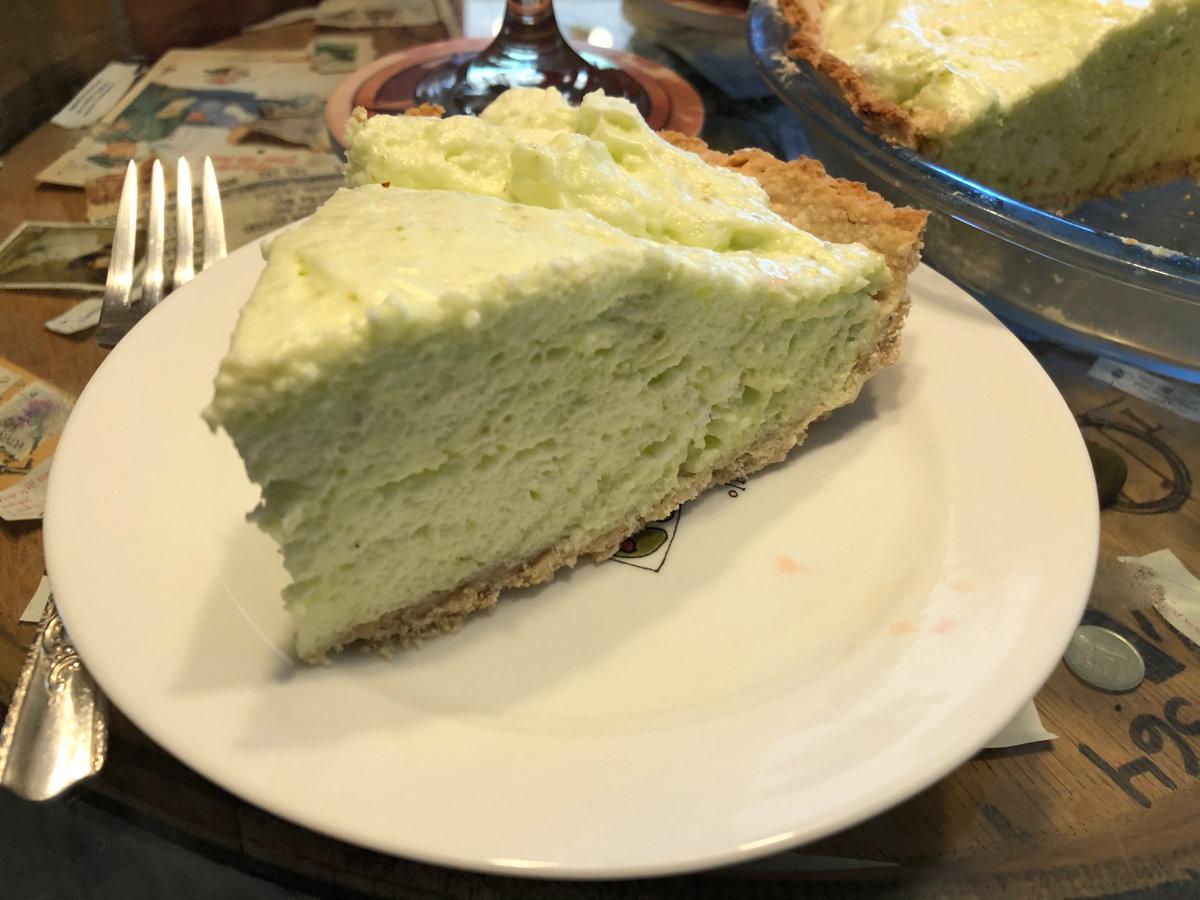 Southern Key Lime Pie