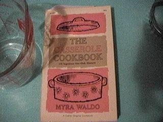 Casserole Cookbook Cover