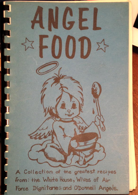 Angel Food cookbook cover