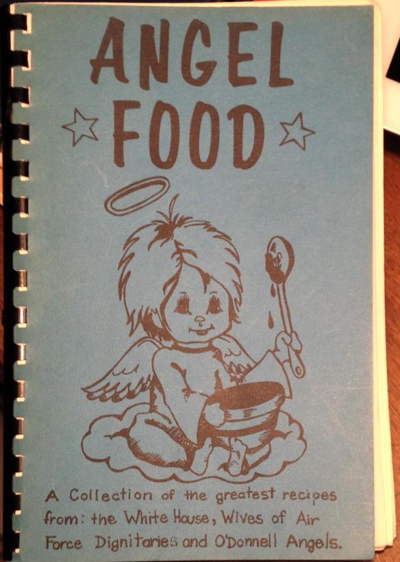 Angel Food cookbook cover