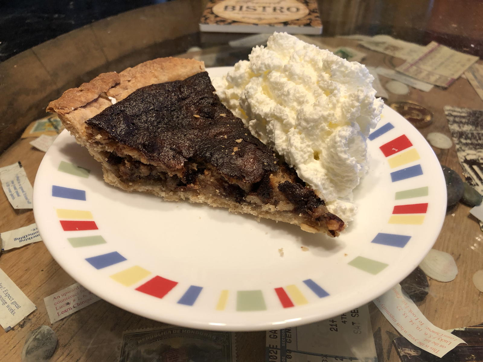 Southern Living Date Pie