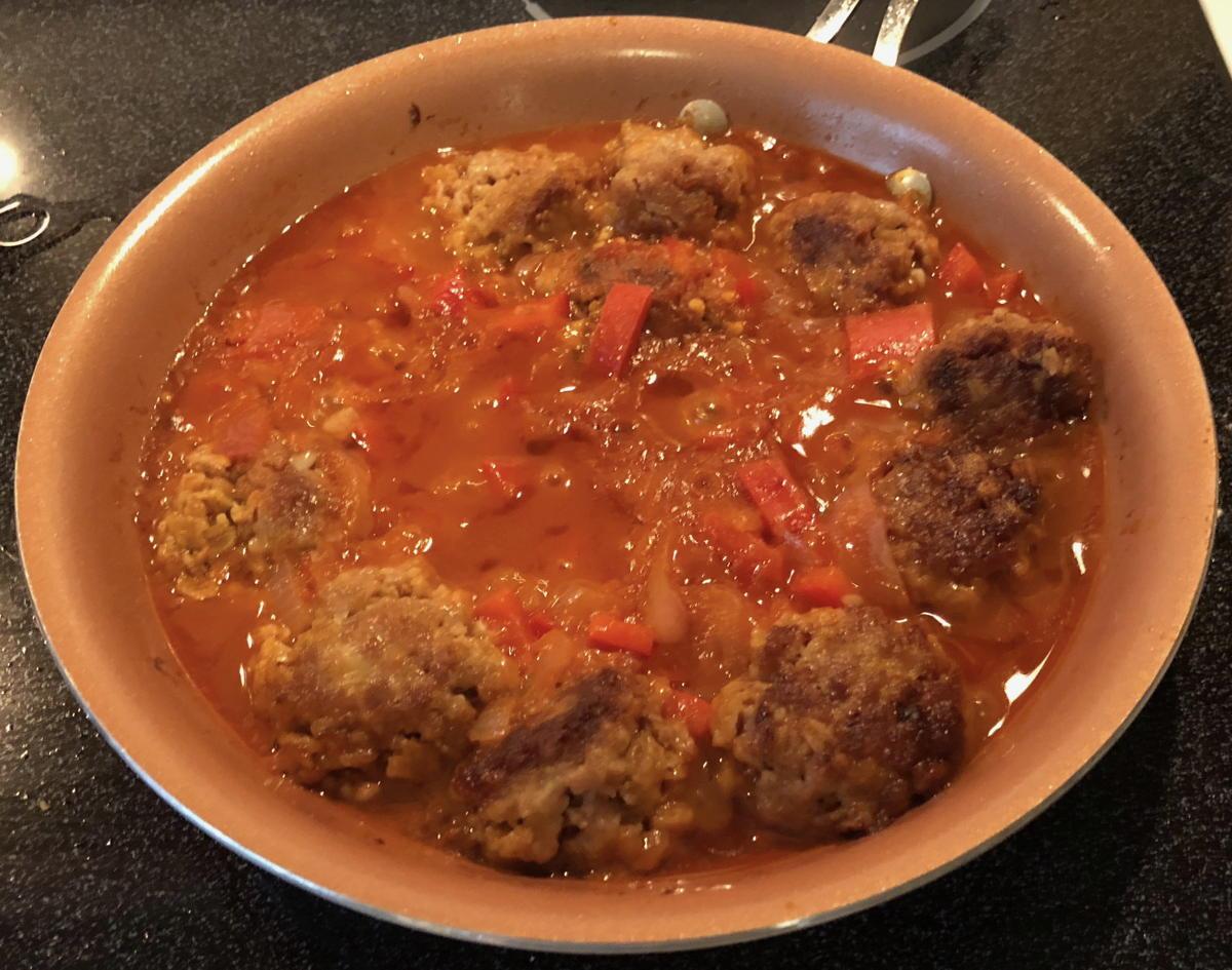 Meatball delight
