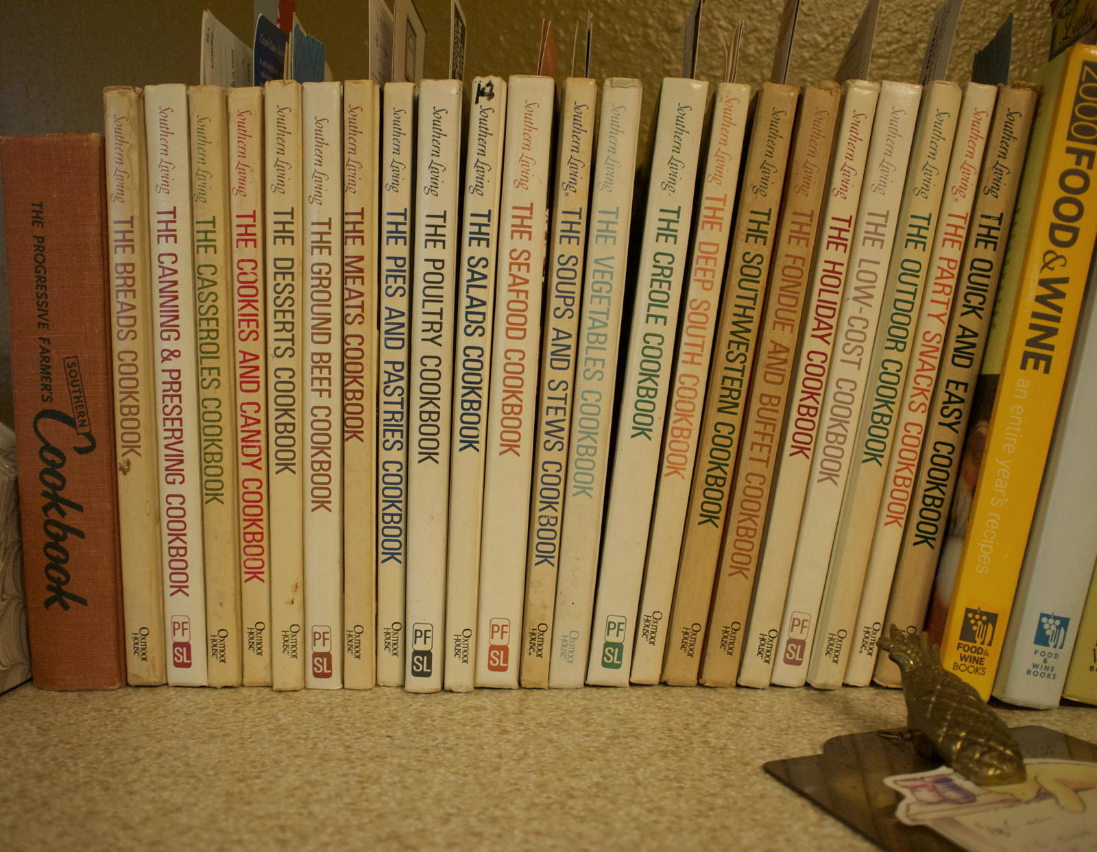 The Southern Living Cookbook Library