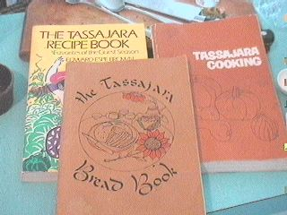 Tassajara cookbooks
