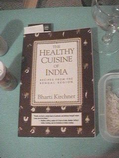 Healthy Cuisine of India Cover