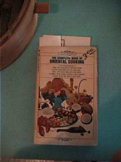 Complete Book of Oriental Cooking Cover