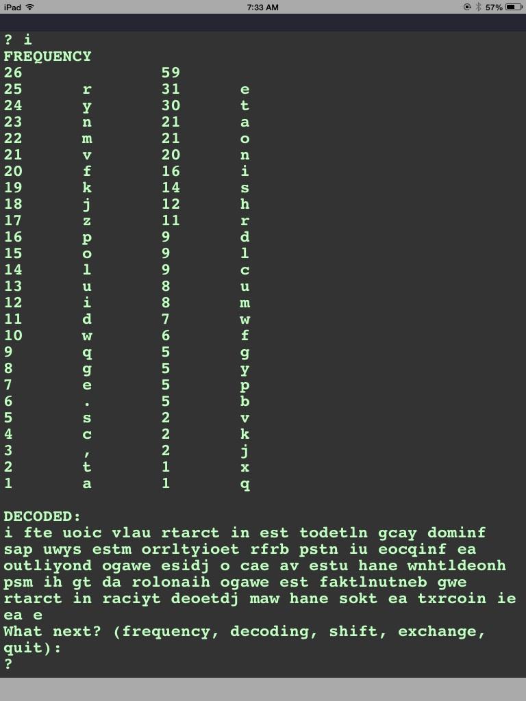 BASIC Cipher Tool