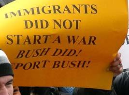 Deport Bush