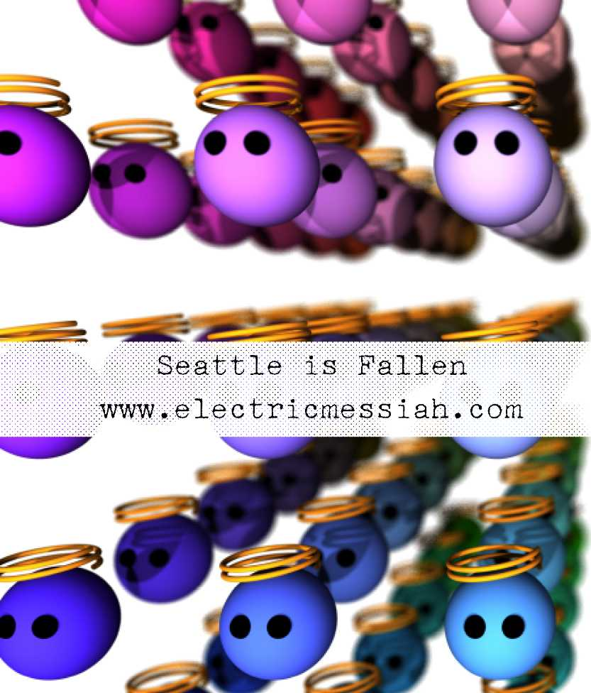 Seattle is Fallen