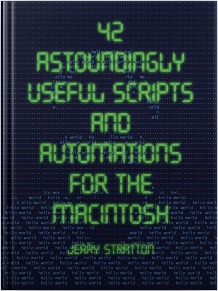 Astounding Scripts book cover