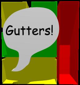 Gutters logo