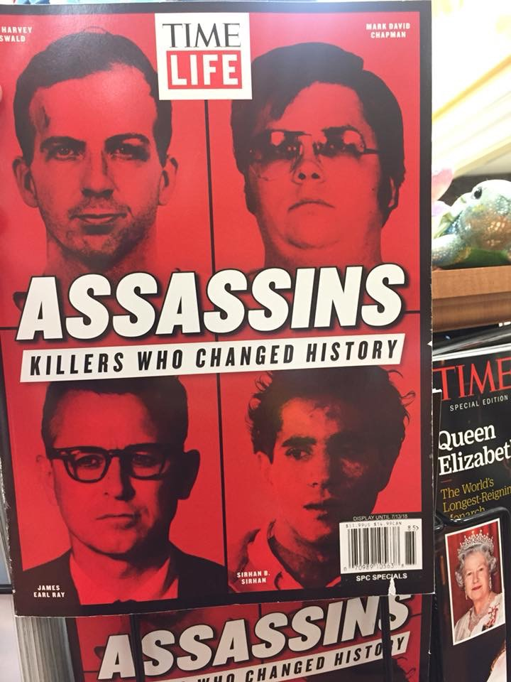 Time-Life Assassins cover