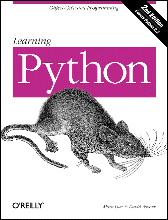 Learning Python Cover